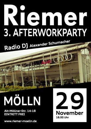 Riemer Afterworkparty